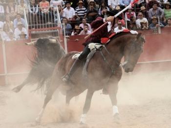 Pablo Hermoso triunfa no México