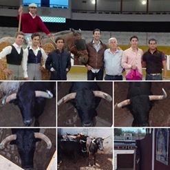 Lancho, António J. Ferreira, Cuqui, Beltran y Bolsico, tentam em Arruda dos Vinhos