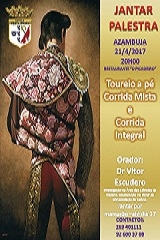 Tertúlia Festa Brava organiza Colóquio