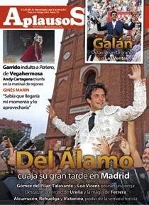 Revista Aplausos Semanario Taurino