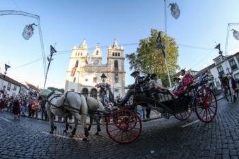 Bom nível dos cavaleiros na corrida à antiga usança portuguesa das sanjoaninas