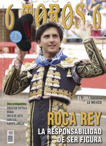 Revista 6 Toros - Extra Matadores 3