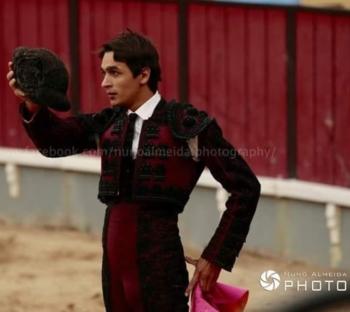 João Ferreira destacou-se em Pamplona